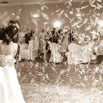 Huwelijk openingsdansen