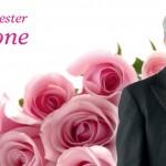 Ceremoniemeester Luc Boone