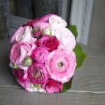 bloemen versiering huwelijk