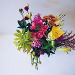 huwelijk bruidsboeketten made with flowers