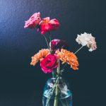 trouwen bruidsboeketten made with flowers