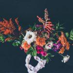 bruiloft bruidsboeketten made with flowers