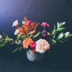trouwfeest bruidsboeketten made with flowers